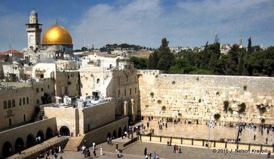 Israel, Jerusalem, Western Wall
