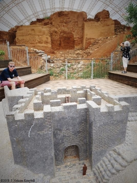 Canaanite gate CR